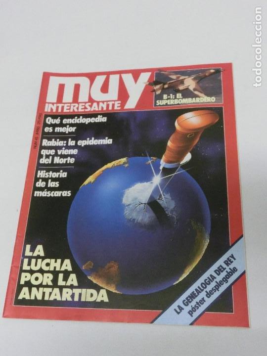 REVISTA MUY INTERESANTE Nº 045 45 FEBRERO 1985 (Coleccionismo - Revistas y Periódicos Modernos (a partir de 1.940) - Revista Muy Interesante)