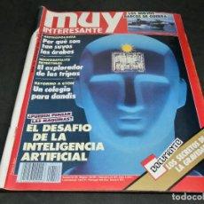 Coleccionismo de Revista Muy Interesante: REVISTA MUY INTERESANTE Nº 114 NOVIEMBRE 1990. Lote 189441276