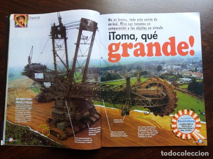 Coleccionismo de Revista Muy Interesante: REVISTA MUY INTERESANTE JUNIOR. Nº 0. OCTUBRE 2004. - Foto 2 - 189624677