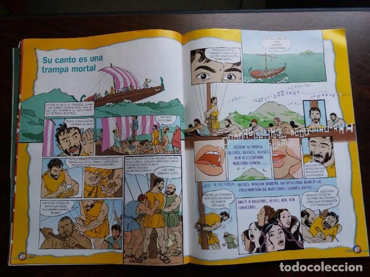 Coleccionismo de Revista Muy Interesante: REVISTA MUY INTERESANTE JUNIOR. Nº 0. OCTUBRE 2004. - Foto 4 - 189624677