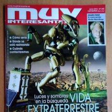 Coleccionismo de Revista Muy Interesante: REVISTA MUY INTERESANTE 349 JUNIO 2010 VIDA EXTEATERRESTRE. Lote 192715951