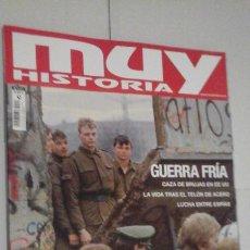 Coleccionismo de Revista Muy Interesante: MUY HISTORIA BIOGRAFIAS Nº117 (EN PORTADA:LA GUERRA FRIA) ¡¡LEER DESCRIPCION!!. Lote 192834682