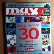 Coleccionismo de Revista Muy Interesante: REVISTA MUY INTERESANTE 360 LOS PRÓXIMOS 30 AÑOS MAYO 2011. Lote 192843207