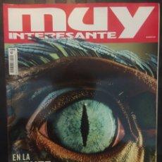 Coleccionismo de Revista Muy Interesante: MUY INTERESANTE N.460 EN LA MENTE DEL DINOSAURIO . NOV 2019 .. Lote 194952741