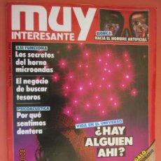 Collectionnisme de Magazine Muy Interesante: MUY INTERESANTE Nº 92 ENERO 1989 - VIDA EN EL UNIERSO ¿HAY ALGUIEN AHÍ? . Lote 197578091