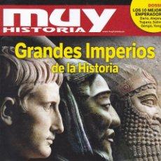 Coleccionismo de Revista Muy Interesante: 2 EJEMPLARES REVISTA MUY INTERESANTE. Lote 197619198