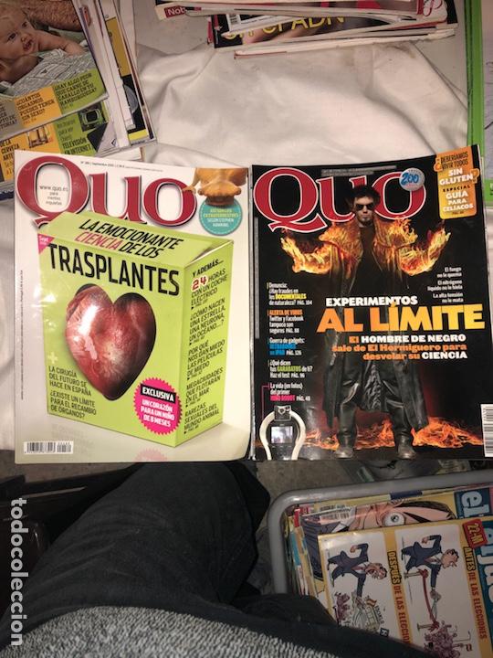 Coleccionismo de Revista Muy Interesante: Lote de 59 revistas, QUO,MUY INTERESANTE Y GEO - Foto 8 - 197939040
