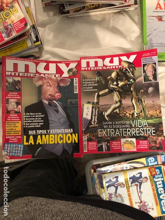 Coleccionismo de Revista Muy Interesante: Lote de 59 revistas, QUO,MUY INTERESANTE Y GEO - Foto 16 - 197939040