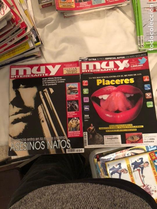 Coleccionismo de Revista Muy Interesante: Lote de 59 revistas, QUO,MUY INTERESANTE Y GEO - Foto 28 - 197939040