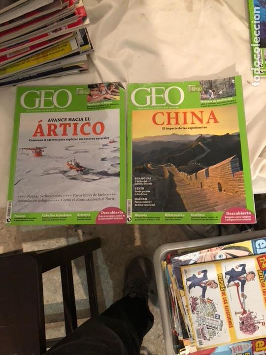 Coleccionismo de Revista Muy Interesante: Lote de 59 revistas, QUO,MUY INTERESANTE Y GEO - Foto 30 - 197939040