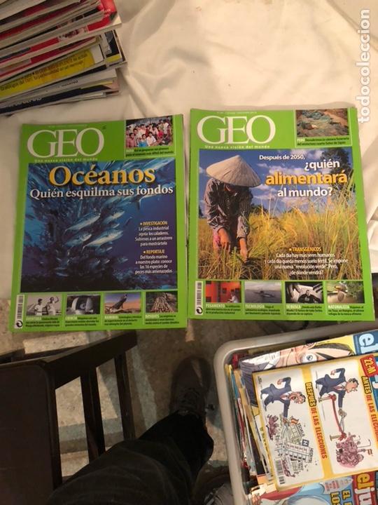 Coleccionismo de Revista Muy Interesante: Lote de 59 revistas, QUO,MUY INTERESANTE Y GEO - Foto 31 - 197939040