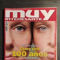 Coleccionismo de Revista Muy Interesante: MUY INTERESANTE Nº 282. Lote 198148231