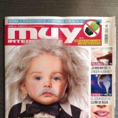 Coleccionismo de Revista Muy Interesante: MUY INTERESANTE Nº 441. Lote 198148431