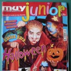 Coleccionismo de Revista Muy Interesante: MUY INTERESANTE JUNIOR Nº 13 PARA LA GENTE JOVEN. Lote 198460845