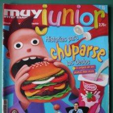 Coleccionismo de Revista Muy Interesante: MUY INTERESANTE JUNIOR Nº 15 PARA LA GENTE JOVEN. Lote 198460976
