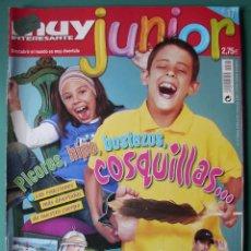Coleccionismo de Revista Muy Interesante: MUY INTERESANTE JUNIOR Nº 17 PARA LA GENTE JOVEN. Lote 198461088