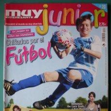 Coleccionismo de Revista Muy Interesante: MUY INTERESANTE JUNIOR Nº 20 PARA LA GENTE JOVEN. Lote 198461352