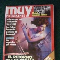 Coleccionismo de Revista Muy Interesante: REVISTA MUY INTERESANTE Nº 108. Lote 198477423