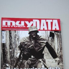 Coleccionismo de Revista Muy Interesante: REVISTA MUY DATA (HISTORIA)-NUMERO 3: DATOS CURIOSOS DE LA SEGUNDA GUERRA MUNDIAL. Lote 198519783