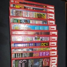 Coleccionismo de Revista Muy Interesante: AÑO 1995 REVISTA MUY INTERESANTE 11 NÚMEROS (FALTA JUNIO). Lote 200276930