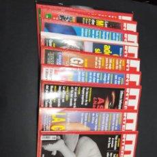 Coleccionismo de Revista Muy Interesante: NUEVE REVISTAS MUY INTERESANTE AÑO 1997. Lote 200279366