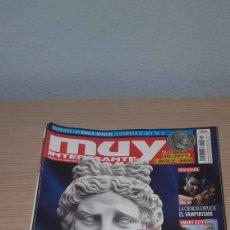 Coleccionismo de Revista Muy Interesante: REVISTA MUY INTERESANTE AÑO 2017 COMPLETO. Lote 200532988