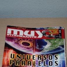 Coleccionismo de Revista Muy Interesante: REVISTA MUY INTERESANTE AÑO 2015 COMPLETO. Lote 200549173