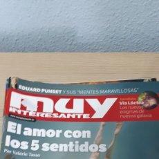 Coleccionismo de Revista Muy Interesante: REVISTA MUY INTERESANTE AÑO 2011 COMPLETO. Lote 200552618