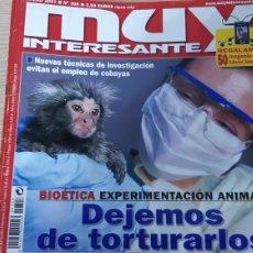 Coleccionismo de Revista Muy Interesante: REVISTA MUY INTERESANTE AÑO 2007 COMPLETO. Lote 200564401