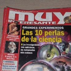 Coleccionismo de Revista Muy Interesante: MUY INTERESANTE 11 REVISTAS AÑO 2006. Lote 200609566