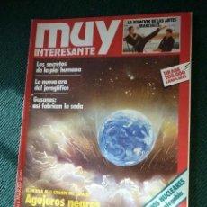 Coleccionismo de Revista Muy Interesante: REVISTA MUY INTERESANTE Nº 10. Lote 202338926
