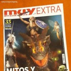 Colecionismo da Revista Muy Interesante: REVISTA MUY INTERESANTE EXTRA Nº 30 MITOS Y LEYENDAS*. Lote 202359343