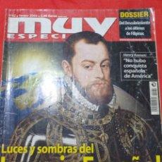 Coleccionismo de Revista Muy Interesante: REVISTA MUY ESPECIAL N° 62 VERANO 2003. Lote 206443235