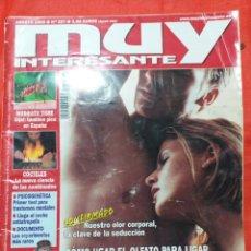 Coleccionismo de Revista Muy Interesante: REVISTA MUY INTERESANTE N° 327 - AGOSTO 2008. Lote 206443755