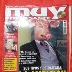 Coleccionismo de Revista Muy Interesante: REVISTA MUY INTERESANTE N° 304 - SEPTIEMBRE 2006. Lote 206443912