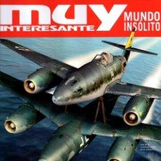 Coleccionismo de Revista Muy Interesante: MUY INTERESANTE EXTRA N. 40 - ARMAS IMPOSIBLES DE LA SEGUNDA GUERRA MUNDIAL (NUEVA). Lote 206783117
