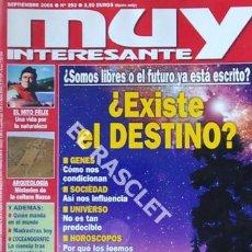 Coleccionismo de Revista Muy Interesante: MUY INTERESANTE REVISTA Nº 292. Lote 208074843