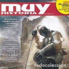 Coleccionismo de Revista Muy Interesante: REVISTA MUY HISTORIA : LA VIDA COTIDIANA EN LA EDAD MEDIA ESPAÑOLA. Lote 208215402