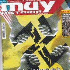 Coleccionismo de Revista Muy Interesante: REVISTA MUY HISTORIA : CRONICA SECRETA DELA II GUERRA MUNDIAL. Lote 208291258