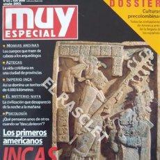 Coleccionismo de Revista Muy Interesante: MUY INTERESANTE ESPECIAL REVISTA Nº 54 - AÑO 2001. Lote 209044330