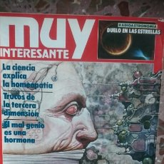 Coleccionismo de Revista Muy Interesante: REVISTA MUY INTERESANTE NÚMERO 93, AÑO 1989. Lote 211920137