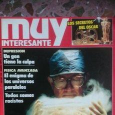 Coleccionismo de Revista Muy Interesante: REVISTA MUY INTERESANTE NÚMERO 119, AÑO 1991. Lote 211921048