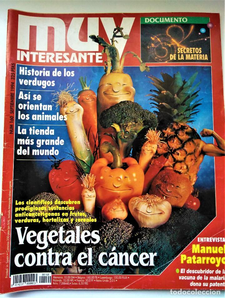 Coleccionismo de Revista Muy Interesante: REVISTA MUY INTERESANTE - 12 NÚMEROS - Foto 3 - 213083693