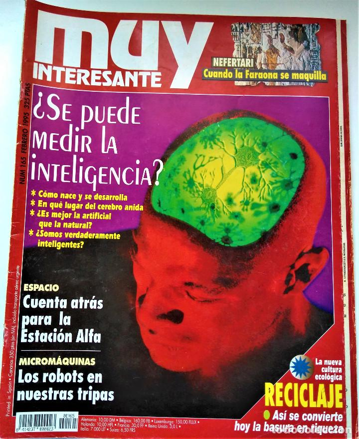 Coleccionismo de Revista Muy Interesante: REVISTA MUY INTERESANTE - 12 NÚMEROS - Foto 5 - 213083693