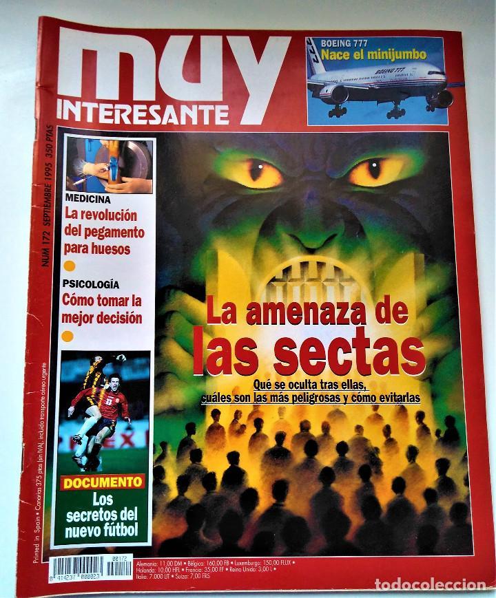 Coleccionismo de Revista Muy Interesante: REVISTA MUY INTERESANTE - 12 NÚMEROS - Foto 7 - 213083693