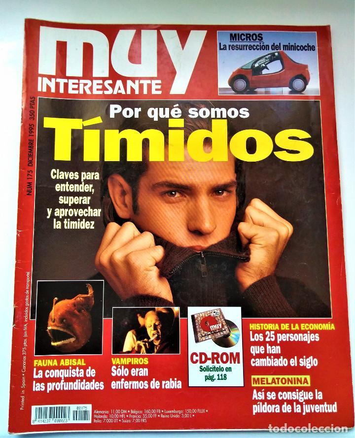 Coleccionismo de Revista Muy Interesante: REVISTA MUY INTERESANTE - 12 NÚMEROS - Foto 9 - 213083693