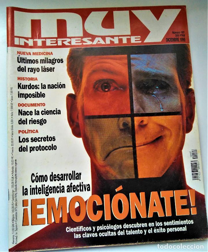 Coleccionismo de Revista Muy Interesante: REVISTA MUY INTERESANTE - 12 NÚMEROS - Foto 11 - 213083693