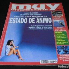 Coleccionismo de Revista Muy Interesante: REVISTA MUY INTERESANTE Nº 213 FEBRERO 1999 - VER FOTO ÍNDICE CONTENIDOS. Lote 213857836