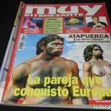 Coleccionismo de Revista Muy Interesante: REVISTA MUY INTERESANTE Nº 237 FEBRERO 2001 - VER FOTO ÍNDICE CONTENIDOS. Lote 213858425