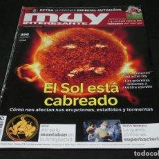 Coleccionismo de Revista Muy Interesante: REVISTA MUY INTERESANTE Nº 390 NOVIEMBRE 2013 - VER FOTO ÍNDICE CONTENIDOS. Lote 213858698